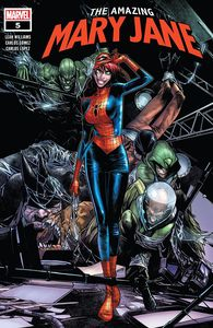 [Amazing Mary Jane #5 (Product Image)]