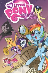 [My Little Pony: Friendship Is Magic: Volume 4 (Product Image)]