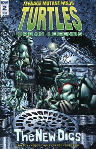 [Teenage Mutant Ninja Turtles: Urban Legends #2 (Cover A Fosco) (Product Image)]