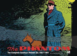 [The Phantom: The Complete Sundays: Volume 6: 1957-1961 (Hardcover) (Product Image)]
