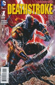 [Deathstroke #1 (Product Image)]
