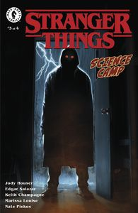 [Stranger Things: Science Camp #3 (Cover A Kalvachev) (Product Image)]
