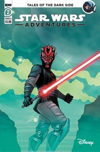 [Star Wars Adventures (2020) #2 (Cover B Levens) (Product Image)]
