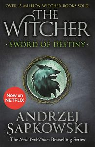 [The Witcher: Sword Of Destiny (New Jacket) (Product Image)]
