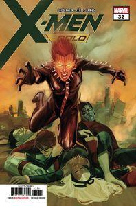 [X-Men: Gold #32 (Product Image)]