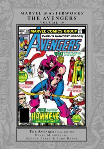 [Marvel Masterworks: Avengers: Volume 19 (Hardcover) (Product Image)]