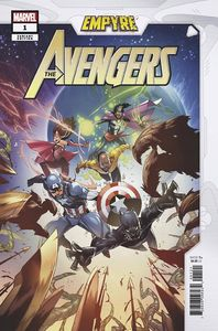 [Empyre: Avengers #1 (Jacinto Variant) (Product Image)]