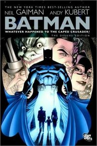 [Batman: Whatever Happened To The Caped Crusader? (Hardcover) (Product Image)]