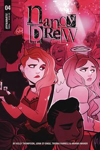 [Nancy Drew #4 (Cover C St Onge) (Product Image)]