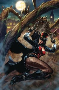 [Grimm Fairy Tales: 2019 Giant Size #1 (Cover B White) (Product Image)]