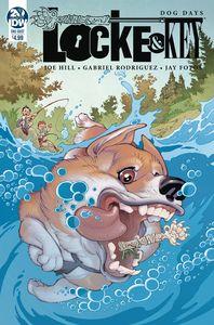 [Locke & Key: Dog Days (Product Image)]