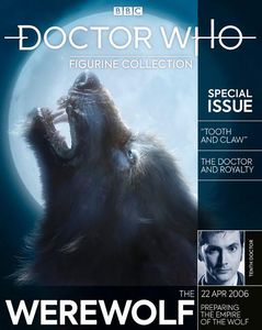 [Doctor Who: Figurine Collection Special: #22 Werewolf (Product Image)]