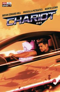 [The cover for Chariot #3]