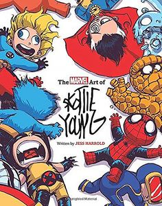 [Marvel: Art Of Skottie Young (Hardcover) (Product Image)]