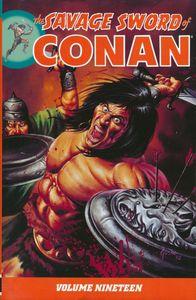 [Savage Sword Of Conan: Volume 19 (Product Image)]
