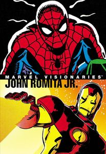 [Marvel Visionaries: John Romita Jr (Product Image)]