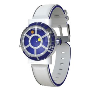 [Star Wars: Collector's Watch: R2D2 (Product Image)]