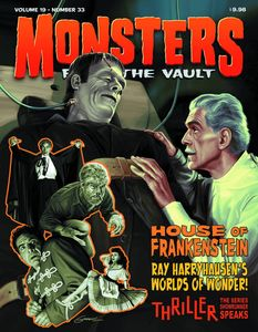 [Monsters From The Vault #33 (Product Image)]