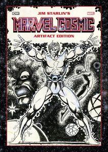 [Jim Starlin: Marvel Cosmic: Artifact Edition (Hardcover) (Product Image)]