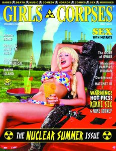 [Girls & Corpses Magazine: Summer 2013 (Product Image)]