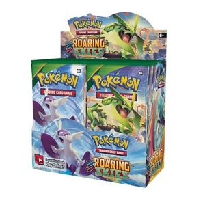 [Pokemon: XY: Series 6: Booster Pack: Roaring Skies (Product Image)]