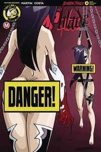 [Vampblade: Season 3 #4 (Cover F Mendoza Risque) (Product Image)]