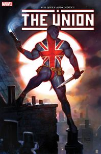 [The Union #4 (Brown Variant) (Product Image)]