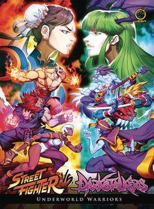 [Street Fighter Vs Darkstalkers: Underworld Warriors (Product Image)]