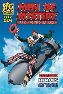 [Men Of Mystery #112 (Product Image)]
