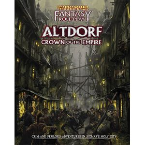 [Warhammer: Fantasy Roleplay: Altdorf: Crown Of The Empire Fantasy (Product Image)]