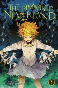 [Promised Neverland: Volume 5 (Product Image)]