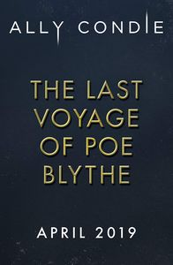 [The Last Voyage Of Poe Blythe (Product Image)]