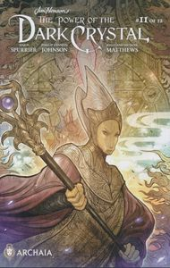 [Jim Henson: Power Of The Dark Crystal #11 (Subscription Ta) (Product Image)]