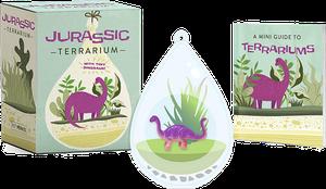 [Jurassic Terrarium: With Tiny Dinosaur (Product Image)]