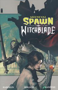 [Medieval Spawn/Witchblade: Volume 1 (Product Image)]