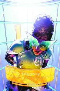 [Far Sector #10 (Cover A Jamal Campbell) (Product Image)]