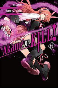 [Akame Ga Kill!: Volume 6 (Product Image)]