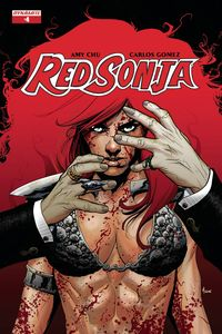 [Red Sonja #4 (Cover A Mckone) (Product Image)]
