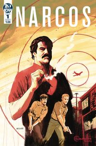 [Narcos #1 (Cover A Malhotra) (Product Image)]