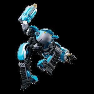 [Sacks & Guns!!: Robot Spirits Action Figure: (Side MB) Big Tony (Product Image)]