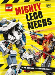 [Mighty LEGO Mechs (Hardcover) (Product Image)]