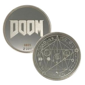 [Doom: 25th Anniversary Coin (Limited Edition) (Product Image)]