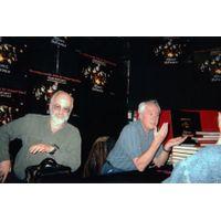 [Terry Pratchett, Jack Cohen and Ian Stewart Signing (Product Image)]