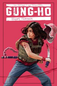 [Gung Ho #5 (Cover A Clarke) (Product Image)]