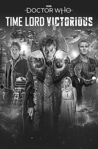 [Doctor Who: Time Lord Victorious #1 (Cover A Lee Binding) (Product Image)]