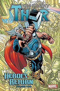 [Thor: Heroes Return: Omnibus: Volume 2 (Hardcover) (Product Image)]
