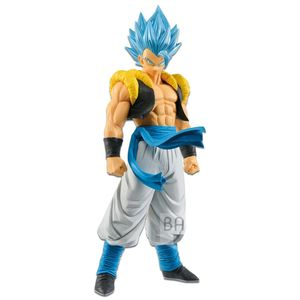 [Dragon Ball: Super Movie Grandista Statue: Resolution Of Soldiers Gogeta (Product Image)]