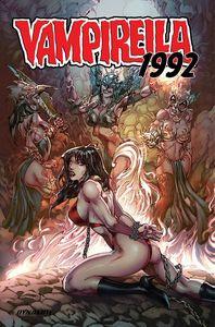[Vampirella: 1992 (One Shot Cover B Castro) (Product Image)]