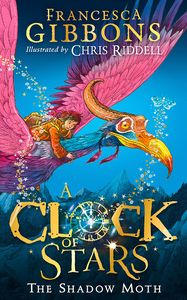 [A Clock Of Stars: The Shadow Moth (Hardcover) (Product Image)]
