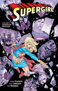 [Supergirl: Volume 3: Ghosts Of Krypton (Product Image)]